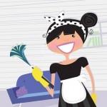 Pentru treburi casnice mai usoare