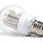 Utilizarea becurilor economice cu LED