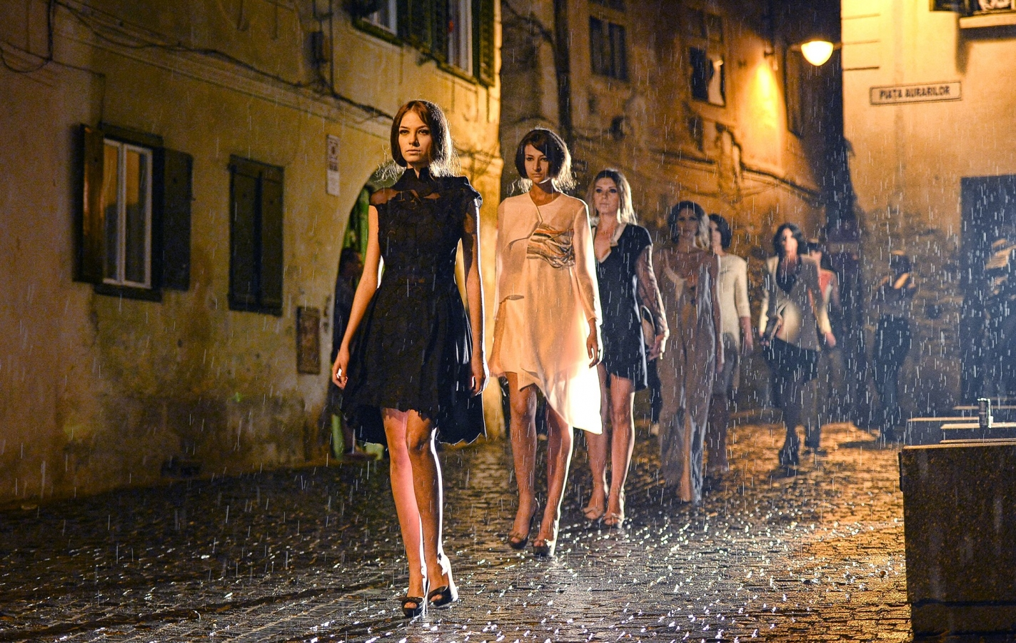 despre lumea modei